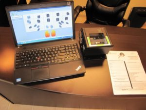 BCI and FBI WebCheck Fingerprinting